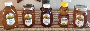 Forston Farms Honey